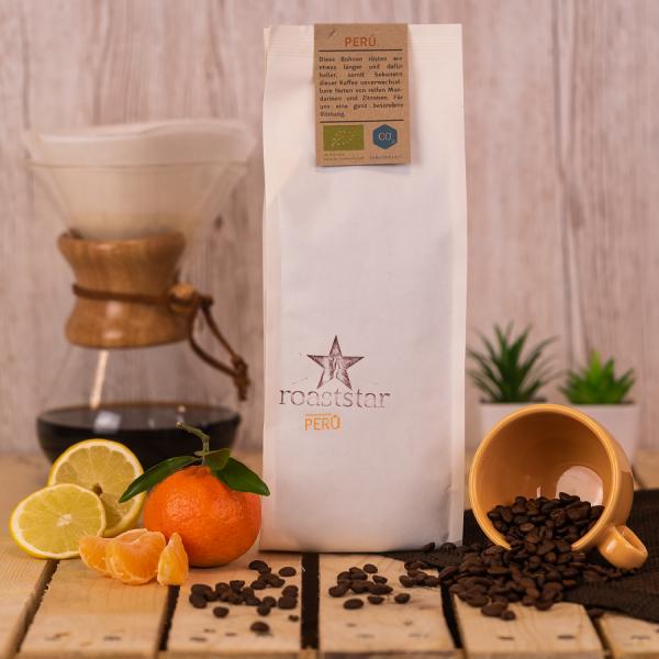 roaststar Peru Kaffeeroestung Artikelbild