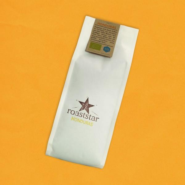 roaststar Honduras Kaffeeröstung