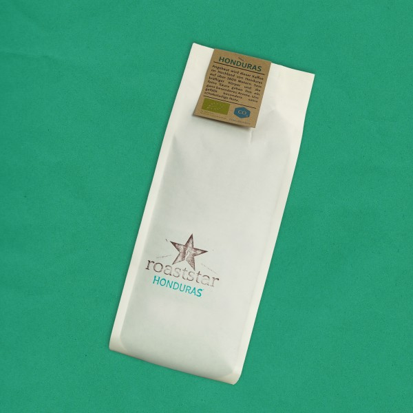 Entkoffeinierte Honduras Espressoröstung