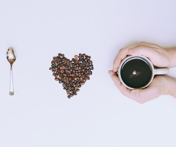 Wir lieben Kaffee