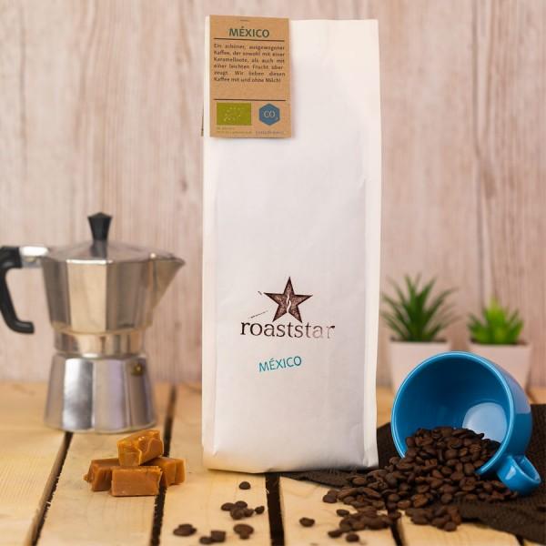 Entkoffeinierter Espresso Mexico Artikelbild